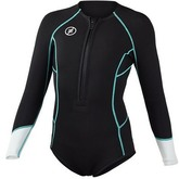 Гидрокостюм RideEngine Almar 2/1 FZ Longsleeve Bikini