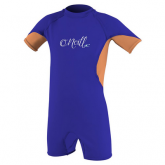 Гидрокостюм лайкра детский O'Neill короткий TODDLER O'ZONE UV SPRING COBALT/PAPAYA/MINT 2018