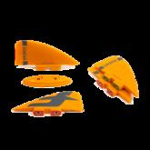 Плавники F-ONE unibox для кайтборда 4 шт