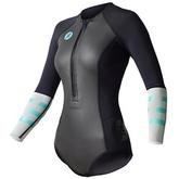Гидрокостюм RideEngine WMS Almar shorty long sleeve bikini front zip