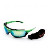 Очки Kiteflash KiteSex Hawai Jungle Amalgam lenses green