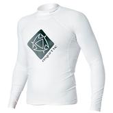 Гидромайка Mystic Star Rash Vest Men L/S 2012