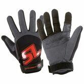 Перчатки Straight Line Performance Glove Black/Grey/Red (BGR) 2016