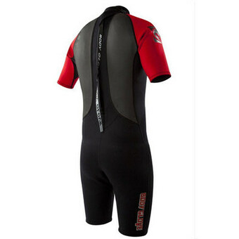 Гидрокостюм Body Glove Pro3 2/1 Springsuit Shorty Red 2015