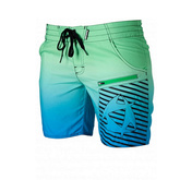 Бордшорты Mystic Flame Boardshort Summer Green 2014