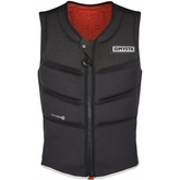 Жилет водный Mystic Foil Impact Vest Fzip Kite Black 2020