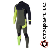 Гидрокостюм Mystic Crossfire 5/4 D/L Fullsuit Army/Lime