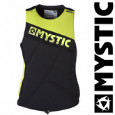 Защитный жилет Mystic Star Wakeboard Vest Zip Lime