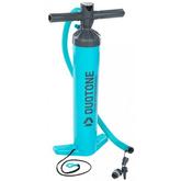 Насос DUOTONE Kite Pump с манометром grey-turquoise 2021