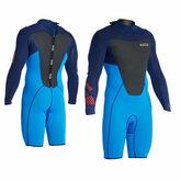Гидрокостюм ION Wetsuit FL Element Shorty LS 2.5 2016