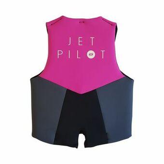 Спасательный жилет для гидроцикла неопрен женский Jetpilot Cause Neo Vest ISO 50N wms.Pink 2020